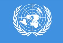united nation - un logo