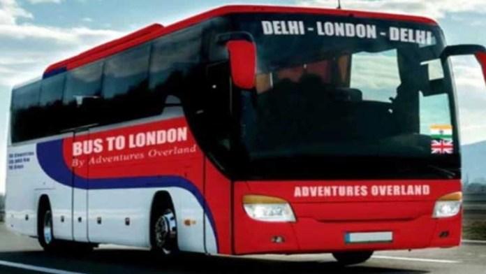 delhi london
