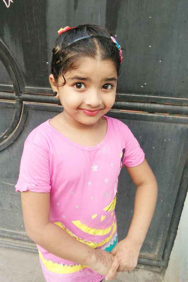Actress Baby Sherin