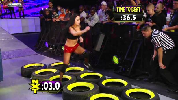 WWE NXT: NXT Rookie Diva Challenge: Obstacle CourseLatest News, Tribal,  Sports, Business and Political News   One Odisha TV