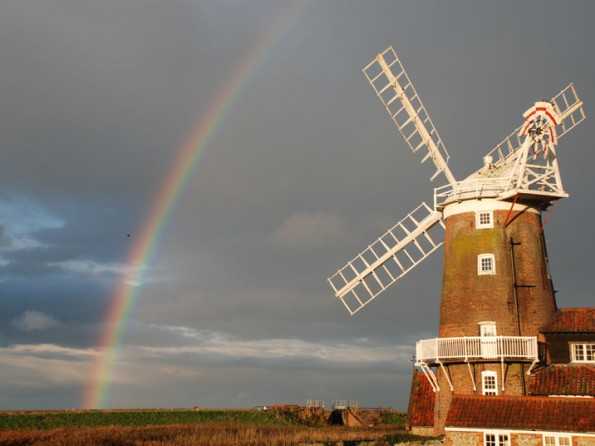 10 Bedroom Windmill BB in England Norfolk CleynexttheSea