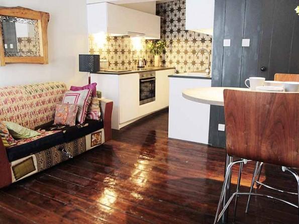 1 Bedroom Designer Urban Bolthole In Edinburgh Scotland