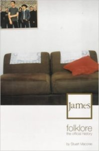 James – Folklore: The Official History by Stuart Maconie