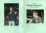 Fanzine: Change Of Scenery - Issue 14