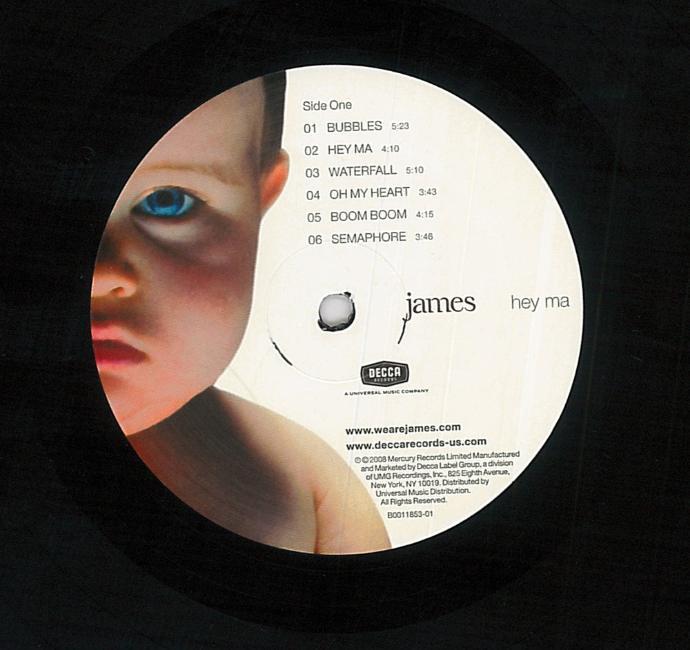 One Of The Three | Hey Ma- The James Band Archive