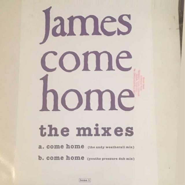 """Promo 12"""" Come Home"""