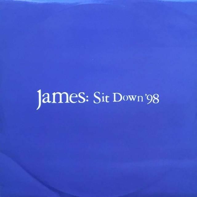 """Sit Down '98 12"""" Promo"""