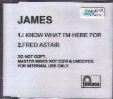 CDR: I Know What I'm Here For / Just Like Fred Astaire