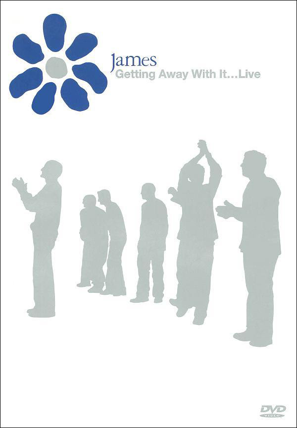 Getting Away With It Live DVD Cover
