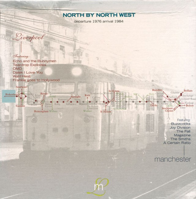 Compilation Appearance: North By North West - A Particularly Interesting Local History