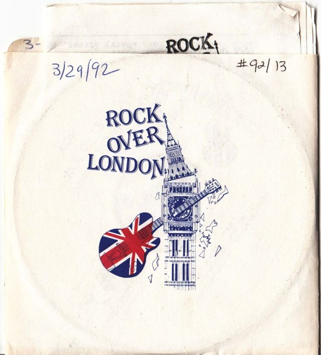 Rock Over London: Promise Land