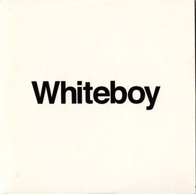 Promo: Whiteboy (Front)