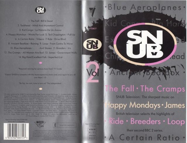 Snub TV Volume 2 (VHS)