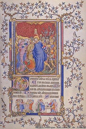 Books of Hours of Jean de Berry