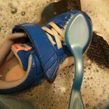 【ウタマロリキッド】靴はつけおき洗いがラクチン時短でおすすめです!