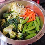 ルクルーゼのスチーマーを写真つきで口コミ!蒸し野菜のアレンジレシピも!