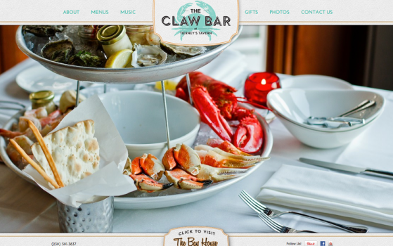 the claw bar restaurant