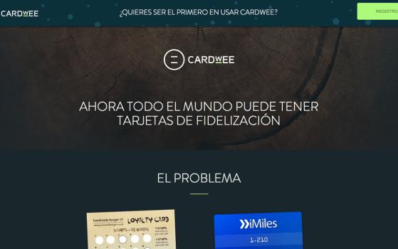 cardwee app