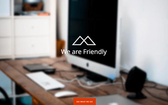 minimal and elegant one page portfolio WordPress Theme