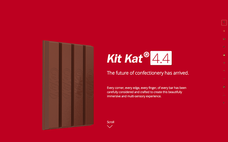 KitKat Website