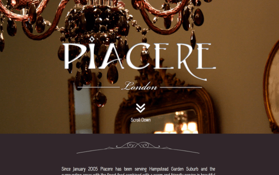 piacere coffee shop
