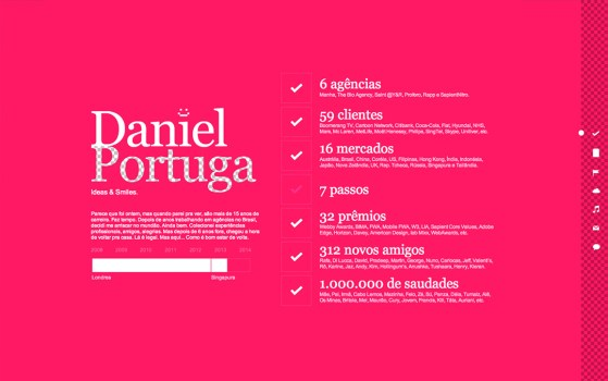 daniel voltaportuga on ONE PAGE MANIA