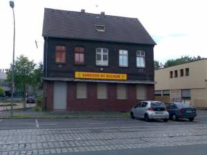 Bandidos MC Bochum Germany Clubhouse