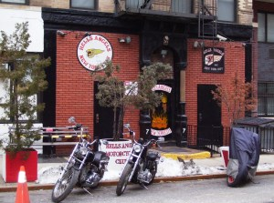Hells Angels Clubhouse - New York