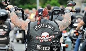Outlaws MC Germany Member