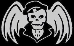 Highwaymen MC Patch Logo
