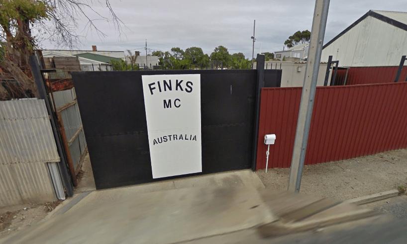 Finks MC (Motorcycle Club) - One Percenter Bikers