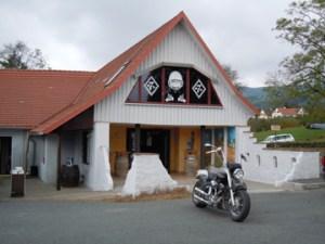 Gremium MC Clubhouse Styria Austria