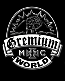 Gremium MC Patch New