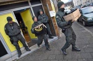 Satudarah MC Germany Clubhouse Raid