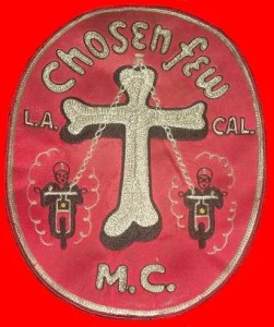 Chosen Few MC Patch Logo