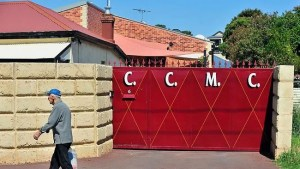 Coffin Cheaters MC Clubhouse Bunbury Western Australia