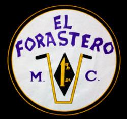 El Forastero MC Patch Logo