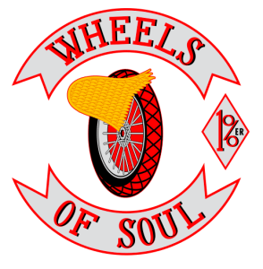 Wheels of Soul MC Patch Logo