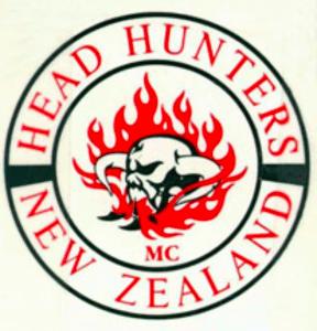 Head Hunters MC Patch