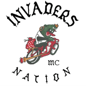 Invaders MC Patch Logo