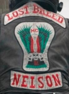 Lost Breed MC Patch Logo