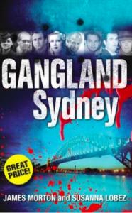 Nomads MC Book Gangland Sydney James Morton Susanna Lobez