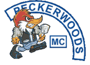 Peckerwoods MC Patch Logo