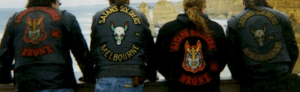 Satans Soldiers MC Patches