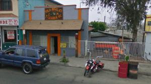 Solo Angels MC Clubhouse Tijuana Solo Angeles
