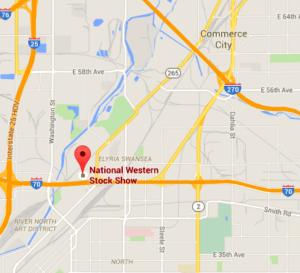 Mongols MC National Western Complex Denver Colorado