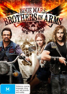 Jock Ross Bikie Wars Brothers in Arms DVD
