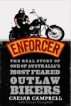 Outlaw Motorcycle Club Books Bandidos Book Enforcer Colin Caesar Campbell