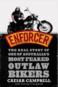 Jock Ross Book Enforcer Colin Caesar Campbell