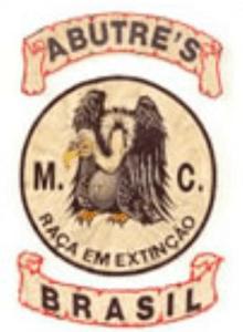 Abutre's MC patch logo 3